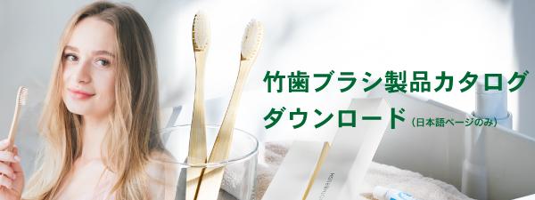 竹歯ブラシ製品ダウンロード